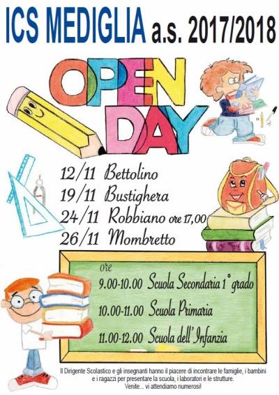 manifesto open day