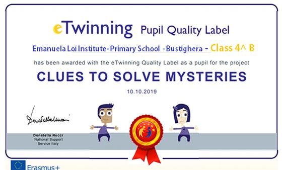 label e-twinning